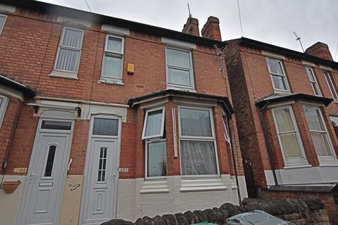 4 bedroom terraced house to rent - Rothesay Avenue, Lenton, Nottingham