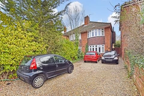 4 bedroom semi-detached house to rent - Hill Lane, Southampton, SO15 5AE