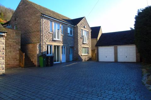 4 bedroom detached house to rent - CHURCH ST,HOLLOWAY,MATLOCK,DERBYSHIRE