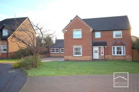 4 bedroom detached house for sale - McGurk Way, Bellshill