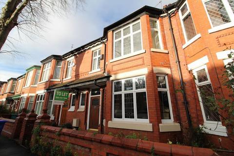 4 bedroom terraced house to rent - Darlington Road, West Didsbury, M20