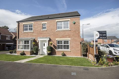 4 bedroom detached house for sale - Rosewood Drive, Jameson Fields, Ponteland, Newcastle upon Tyne