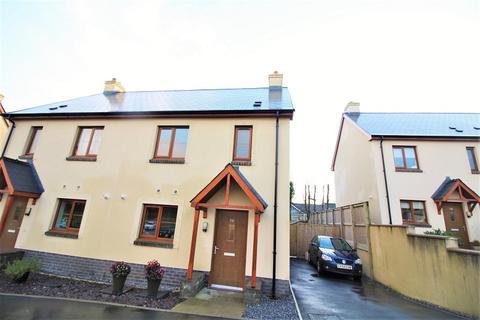 3 bedroom semi-detached house for sale - Coppins Park, Pentlepoir, Saundersfoot, Pembrokeshire. SA69 9BR