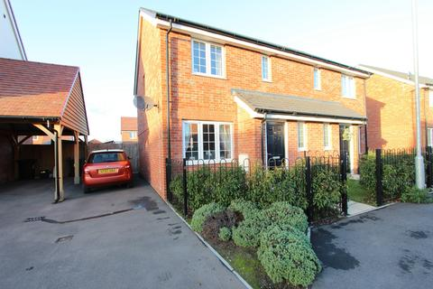 3 bedroom semi-detached house for sale - Hyton Drive, Deal, CT14