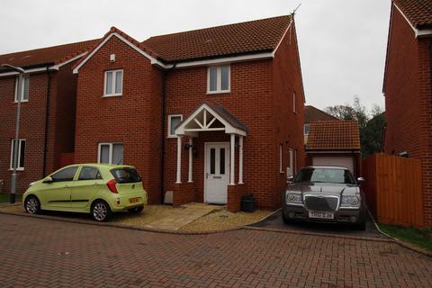 4 bedroom detached house for sale - John Hall Close, Hengrove, Bristol, BS14 9JY
