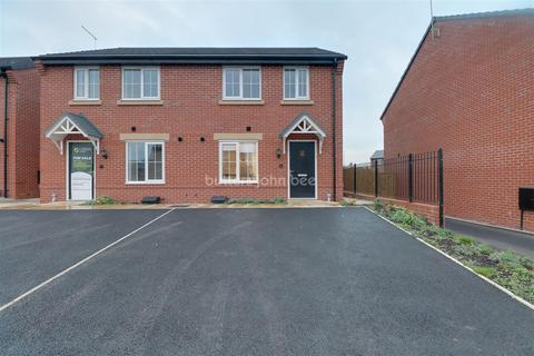 3 bedroom semi-detached house for sale - Clay Field Close, Shavington