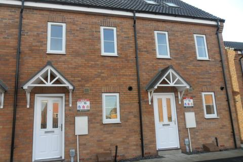 3 bedroom townhouse to rent - 42 Brockwell Park, Kingswood, Hull HU7 3FH