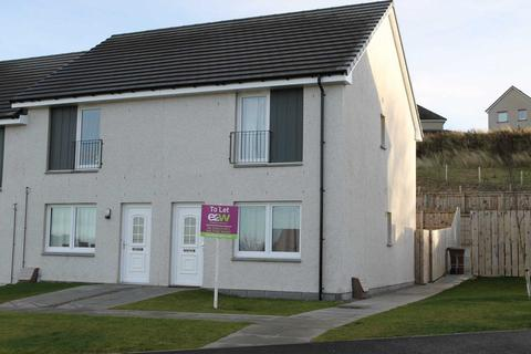 2 bedroom end of terrace house to rent - Ivy Crescent, Slackbuie