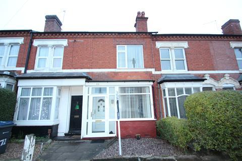 3 bedroom terraced house to rent - Earls Court Road, Harborne, Birmingham , B17 9AH