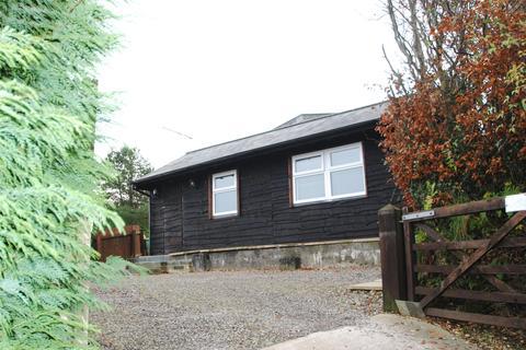 Bungalow to rent - Pine Tree Lodge, Combe Martin