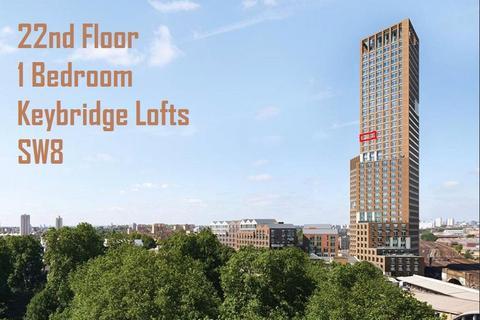 1 bedroom apartment for sale - Keybridge Lofts, Keybridge, South Lambeth Road, Vauxhall, SW8