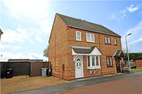 2 bedroom semi-detached house for sale - Primrose Close, Morton, Bourne, PE10