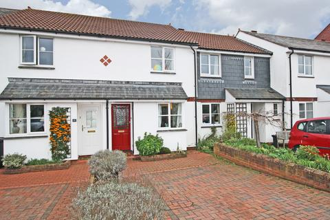 2 bedroom terraced house to rent - Tappers Close, Topsham
