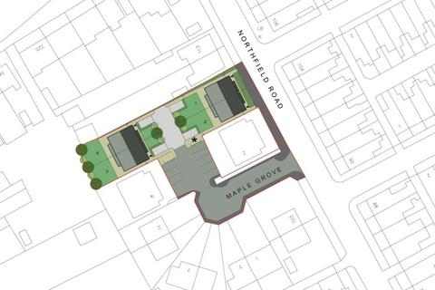 Land for sale - Land Off Maple Grove, Northfield Road, New Moston, M40