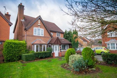 4 bedroom detached house for sale - Tawny Way, Heatherton Village