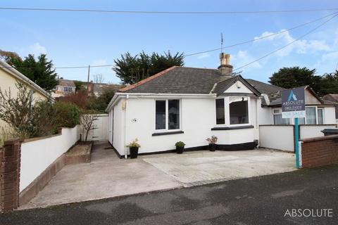 2 bedroom bungalow for sale - Edenvale Road, Paignton