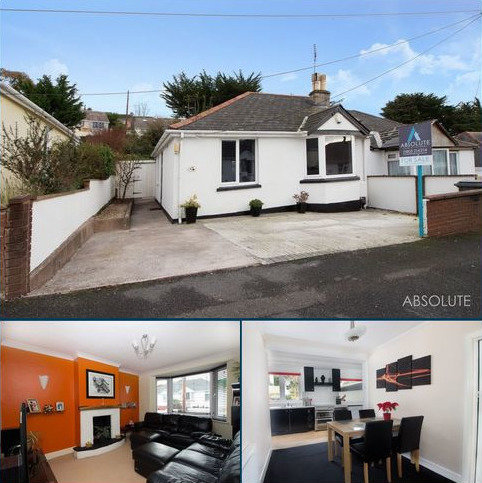 2 bedroom bungalow for sale - Edenvale Road, Paignton