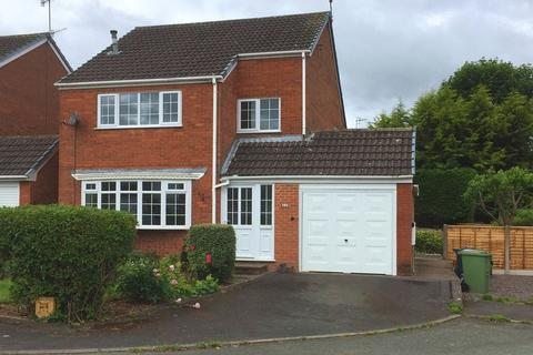3 bedroom detached house to rent - Usulwall Close, Eccleshall, Staffordshire