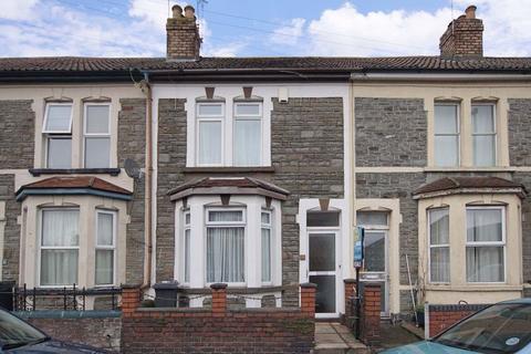 3 bedroom terraced house for sale - Baden Road, Bristol, BS5 9QE