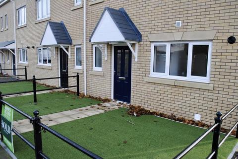 3 bedroom terraced house for sale - PLOT 8 Darwin Court, Gorleston