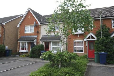 2 bedroom terraced house to rent - Prestwich Place, Oxford