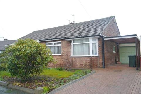 2 bedroom semi-detached bungalow for sale - BUNGALOW ON HIGHLY SOUGHT AFTER ESTATE  Roachburn Road, Hillheads Estate, Newcastle Upon Tyne