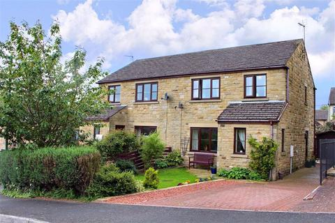 3 bedroom semi-detached house for sale - Meadow Close, Middleton In Teesdale, County Durham