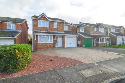 4 bedroom detached house for sale - Cornford Way, Lawford, Manningtree