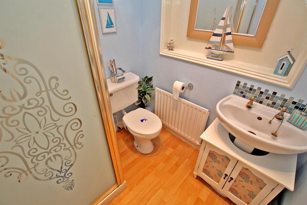 Shower Room/Cloakroom