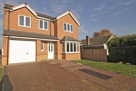 5 bedroom detached house for sale - Wood View, Off Longue Drive, Calverton