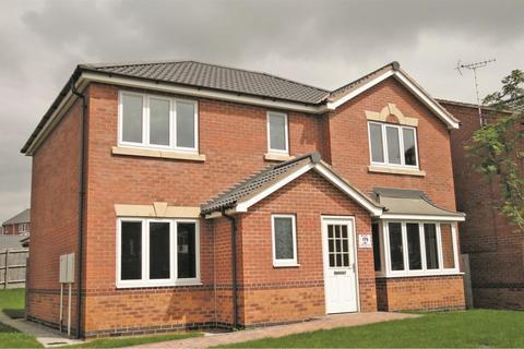 4 bedroom detached house for sale - Wood View, Off Longue Drive, Calverton