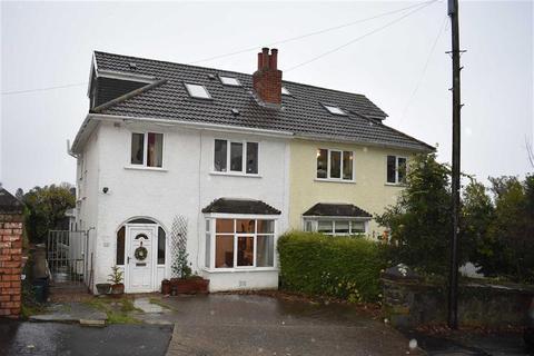 4 bedroom semi-detached house for sale - Glen Road, West Cross, Swansea