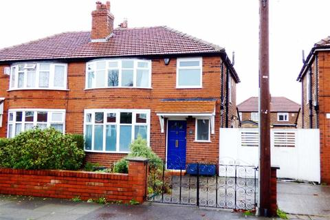 3 bedroom semi-detached house for sale - St Chads Road, Withington, Manchester, M20