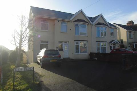 4 bedroom semi-detached house for sale - New Road, Treboeth, Swansea
