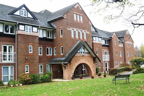 2 bedroom retirement property for sale - Queen Anne Court, Macclesfield Road, Wilmslow