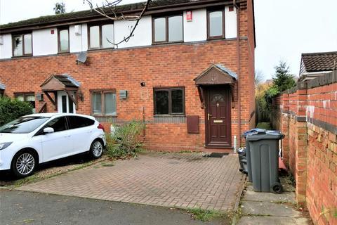 2 bedroom end of terrace house for sale - Lark Close, Birmingham
