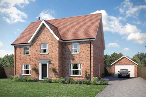 4 bedroom detached house for sale - Aldrich Close, Kirby Cross