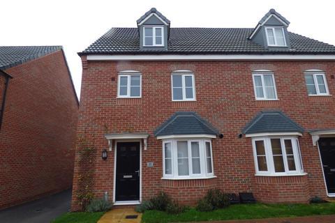 4 bedroom semi-detached house to rent - Moseley Avenue, Market Harborough