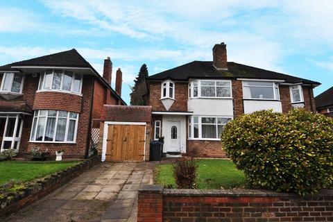 3 bedroom semi-detached house to rent - Colebourne Road, Billesley, Birmingham, B13