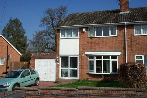 3 bedroom semi-detached house to rent - Tiber Close, Mount Nod, Coventry. CV5