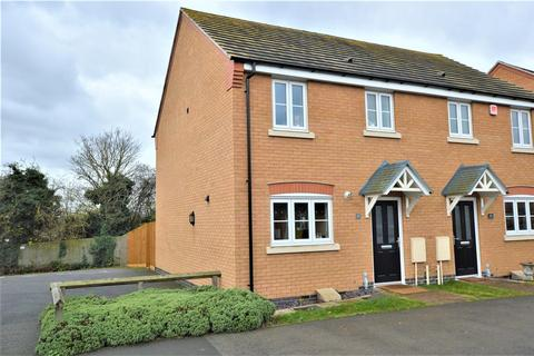 3 bedroom semi-detached house for sale - Collins Avenue, Stamford