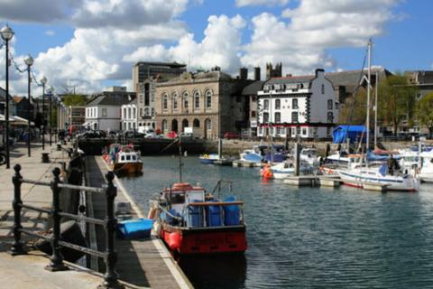 1 bedroom apartment to rent - Plymouth, Barbican