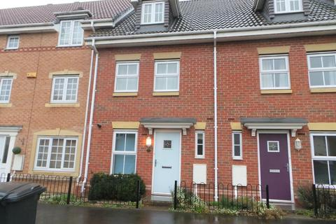 3 bedroom terraced house to rent - Tiber Road, North Hykeham