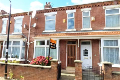 3 bedroom terraced house to rent - Harcourt Street, Stretford