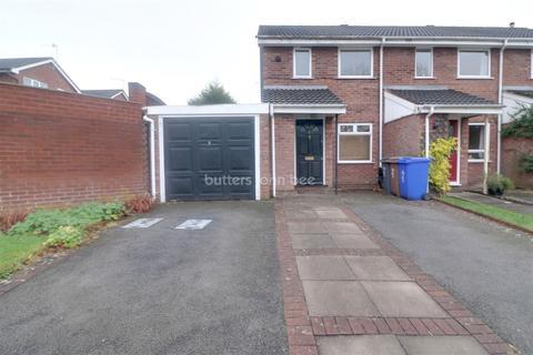 2 bedroom semi-detached house for sale - Cropton Grove, Trentham, ST4 8UZ