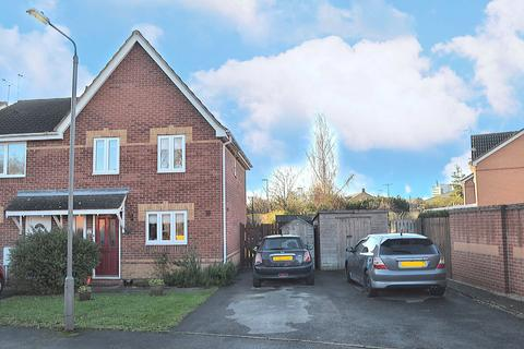 3 bedroom semi-detached house for sale - ST PANCRAS WAY, DERBY