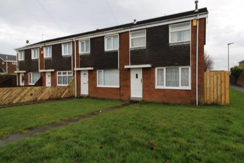 3 bedroom end of terrace house for sale - Druridge Crescent, Blyth