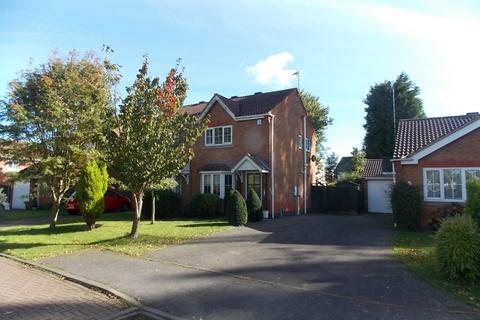 2 bedroom semi-detached house to rent - Bramble Close, Leicester LE3 8JN