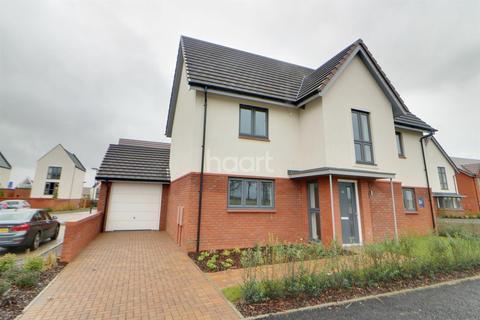 4 bedroom detached house for sale - Tadpole Garden Village, Swindon, Wiltshire