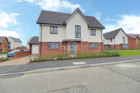 4 bedroom detached house for sale - Tadpole Garden Village, Swindon, Wiltshire